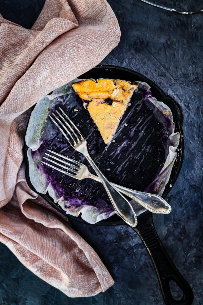 blueberry cheesecake recipe, healthy dessert