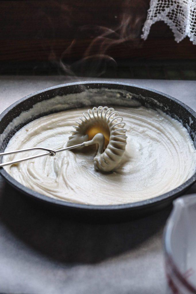 tangzhong, fluffy milk bread