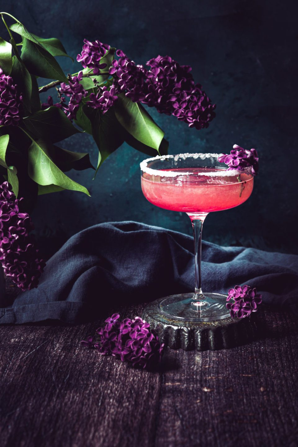 margarita recipe, Tequila cocktail, lilac blossom, voilet , brunch recipes